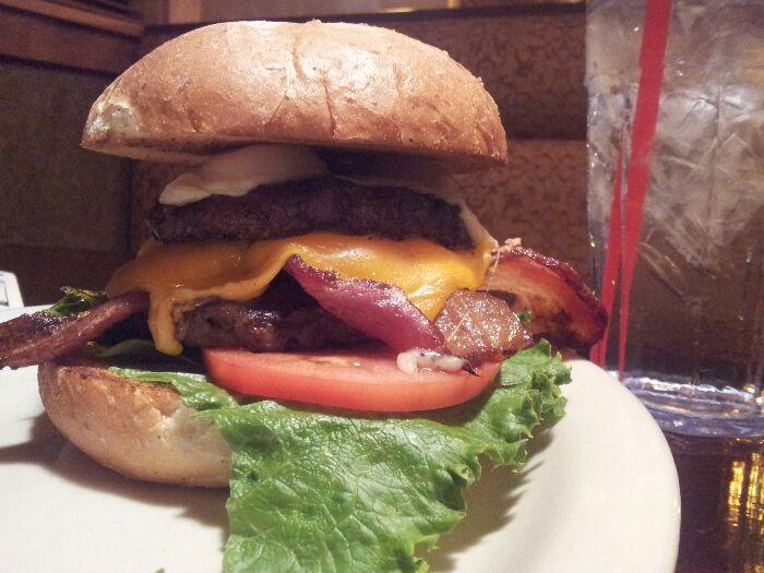 Butte burger