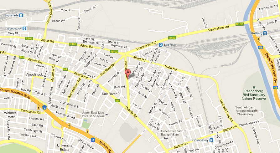 Simple Network Technology - 39A Durham Avenue - Salt River - Cape Town - Western Cape - South Africa