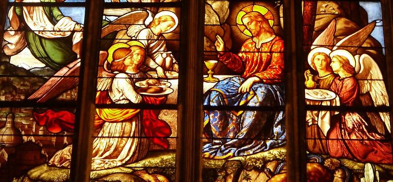 07 Jésus au jardin des Oliviers