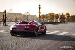 Bugatti Veyon Grand Sport Vitesse