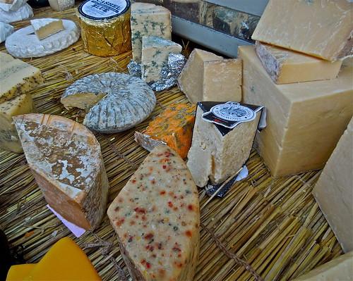 British Cheeses by Irene.B.