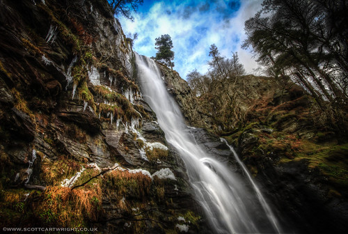 Water Fall HDR
