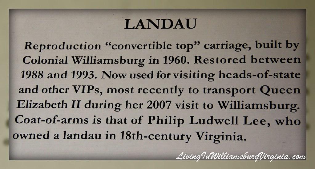 Landau Sign