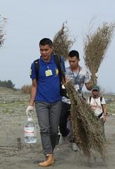七股護沙生態工作假期
