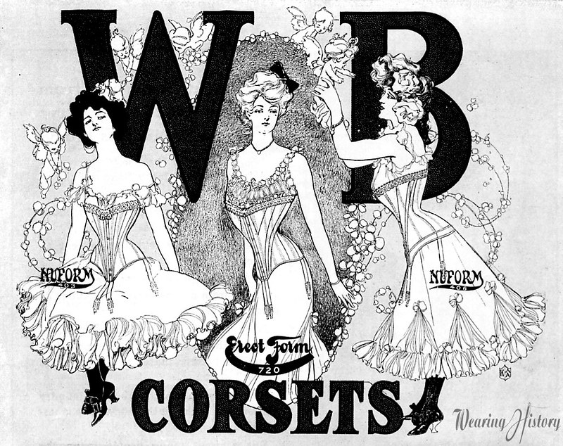 corset19052b