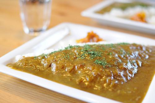 ライスカレー curry and rice