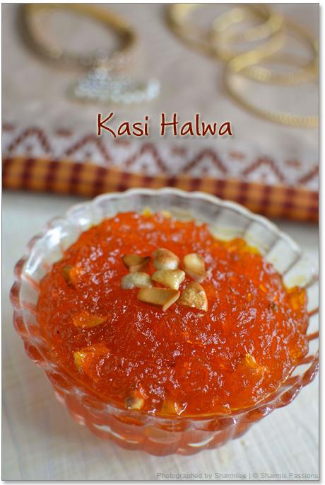 Poosanikai Halwa Recipe