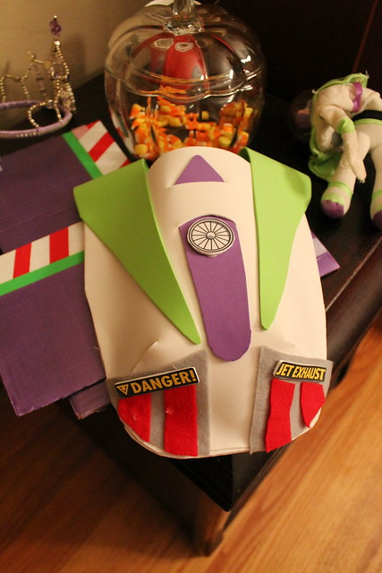 Buzz's Power Pack