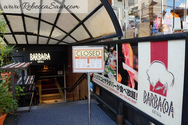 Japan day 1 - Shibuya & Harajuku  (10)