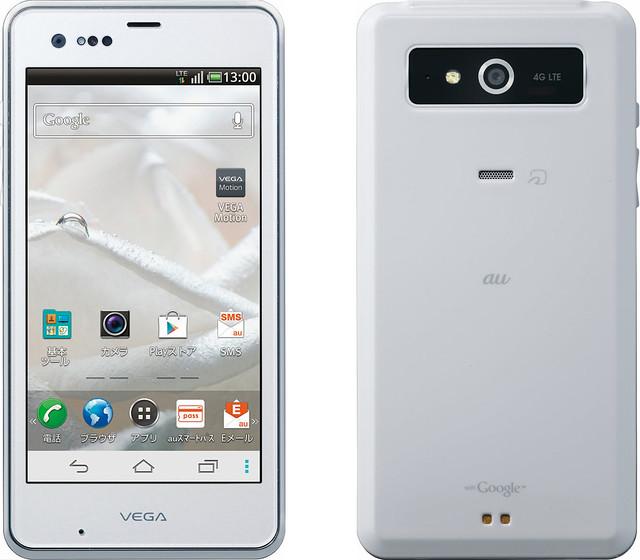 VEGA PTL21 実物大の製品画像
