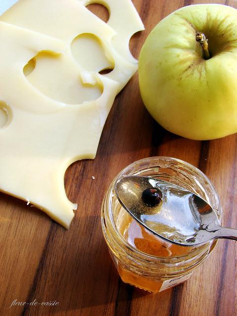 конфитюр яблочный с шалфеем 1