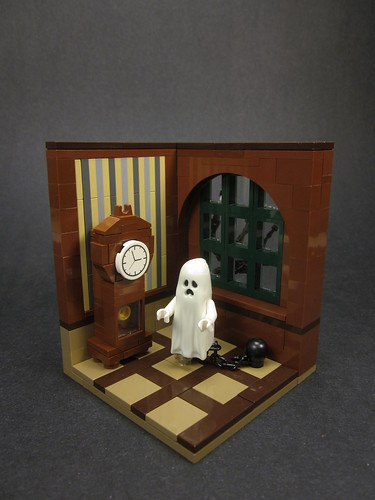 Ghost and Clock