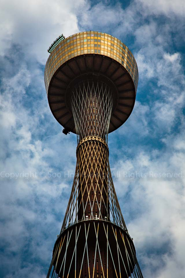 Sydney Tower Eye @ Sydney, Australia