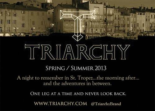 Triarchy SS2013