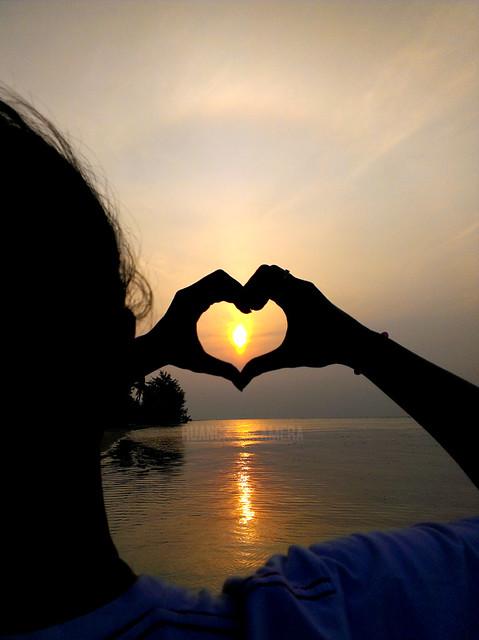 Sambut pagi dengan cinta