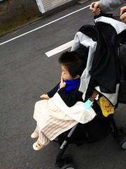 朝散歩 (2012/10/31)