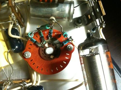 時間控制撥盤