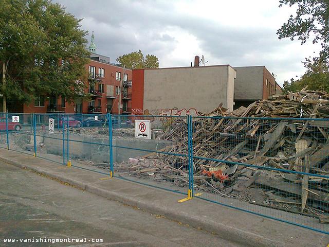 Acorn demolition 3