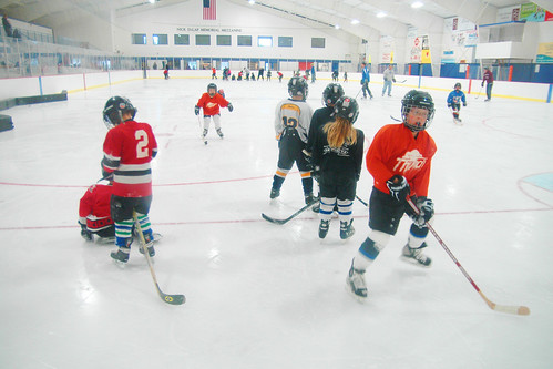 day 3045: the start of Yet Another Hockey Season!