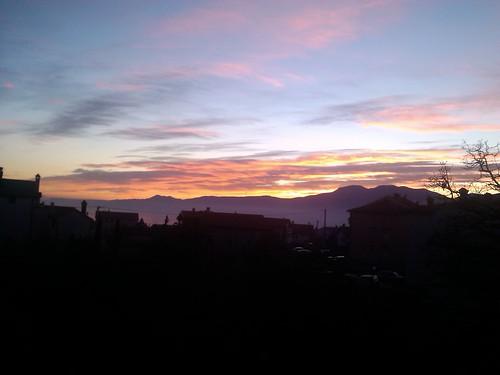 travel sunset sky clouds fiume croatia planet hrvatska rijeka flickrandroidapp:filter=none