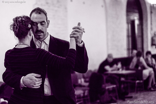Milonga @ Pianofabriek, Jan 2013