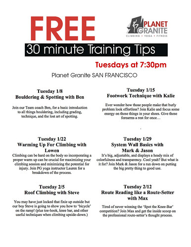 130107 - SF Training Tips January_13