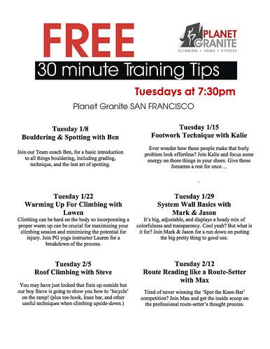 130107 - SF Training Tips January_13