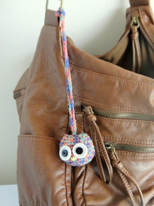 a purse owl