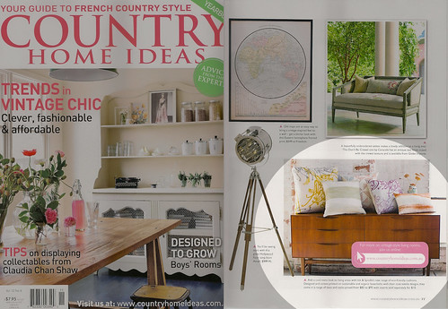 Country Home Vol12 No6 Jan13