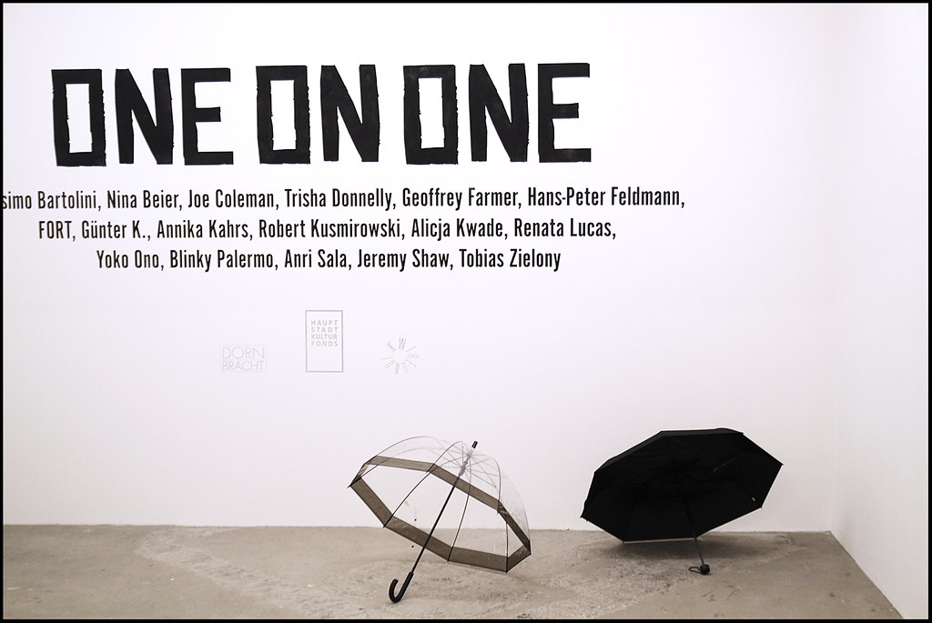 Tuukka13 - Photo Recap - ONE ON ONE - KW Institute for Contemporary Art, Berlin - 01.2012 - 1