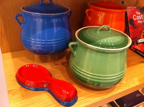 At Le Creuset