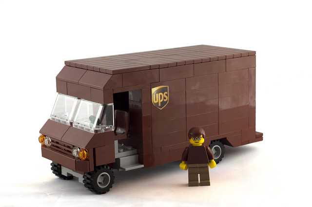 how to leave instructions for ups driver