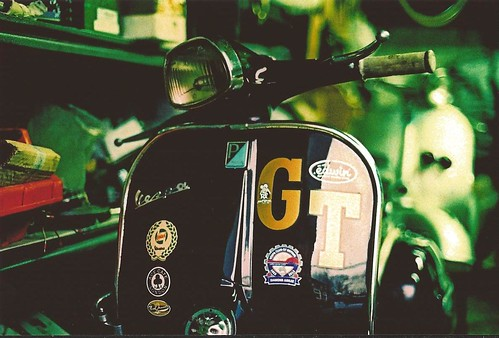 GT by vespamore photography