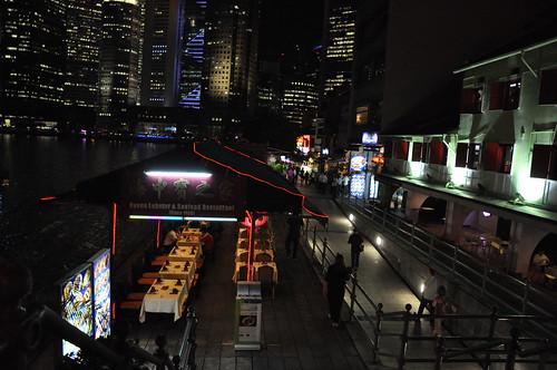 Singapore River -Boat Quay