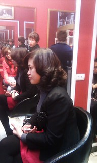 Dạy sấy tóc Hàn Quốc nhanh gọn đẹp Hair salon Korigami 0915804875 (www.korigami (7)