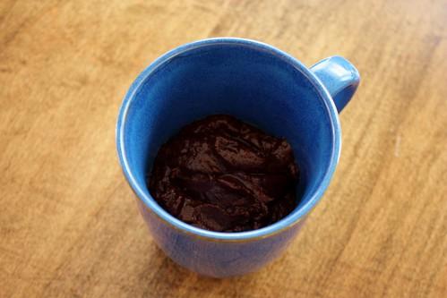 chocolate-coconut-brownie-mug-cake