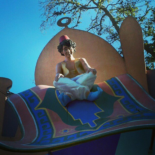 #aladin #fairyland #oakland