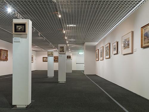 noiz architects 建築師事務所 -  MoNTUE北師美術館「序曲展」展覽空間設計