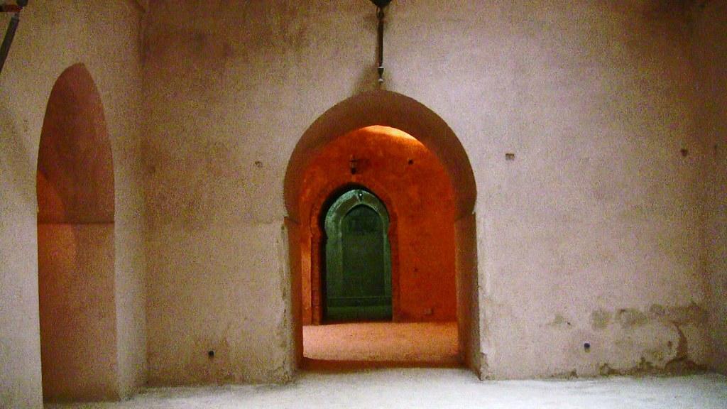 Marokko, Meknes  - Die historischen Kornspeicher, 5-57/1855