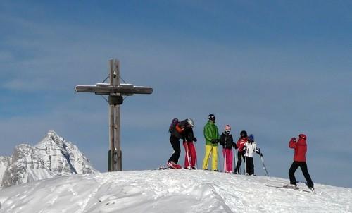 Gipfelkreuz by Ginas Pics