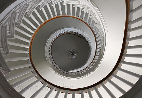 Circular Stairs at Number 10 144/365