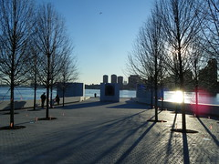 Tip of Four Freedoms Park