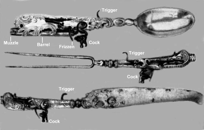 Combat Cutlery