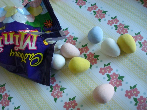 How to steal Easter Candy: Tutorial