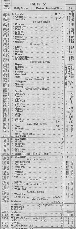 SAL 1949 Hamlet Jacksonville