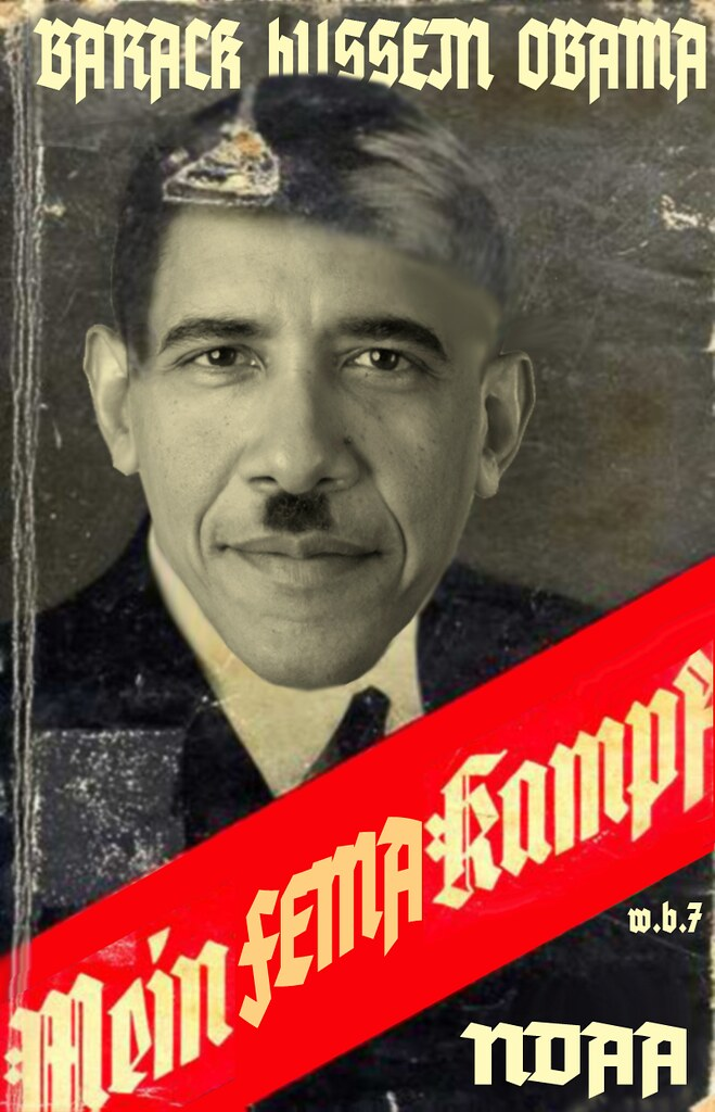 MEIN FEMA KAMPF (with editorial)