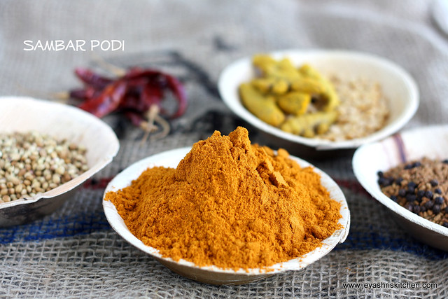 Sambar powder 3