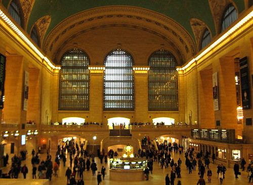 Main Concourse - Grand Central