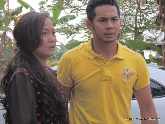 Heykal (Fizo Omar) yang sering menghasut Salmi (Yana Samsudin) untuk membenci Zarul