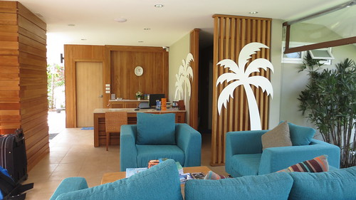 Koh Samui Synergy samui - Reception サムイ島 シナジーサムイ